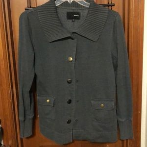 Hurley button up jacket